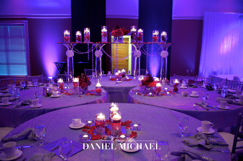 Savannah Center Wedding Reception Photography