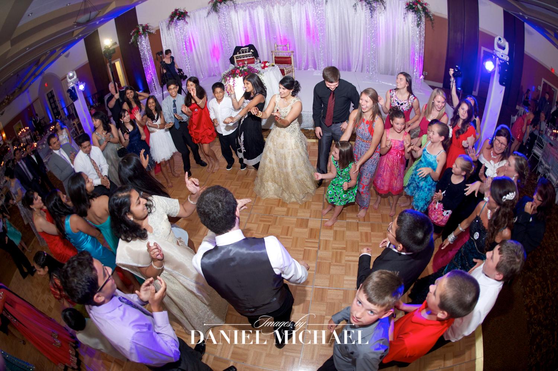 Indian Wedding Reception Photographers