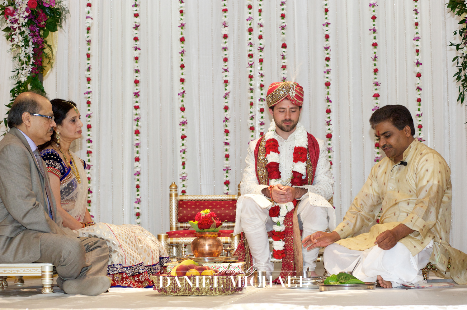 Indian Wedding Ceremony Photographers
