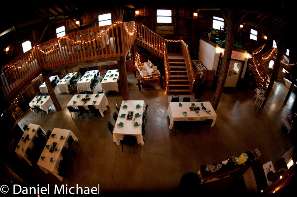 Barn n Bunk Wedding Reception Venue