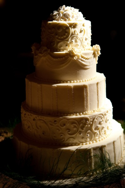 Bon Bonerie Wedding Cake Pictures