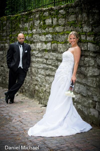 Bride\'s Portraits Cincinnati Photos