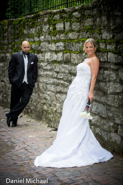 Bride\'s Portraits Cincinnati Photos
