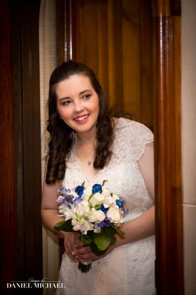 Bride at Wedding Ceremony Photography