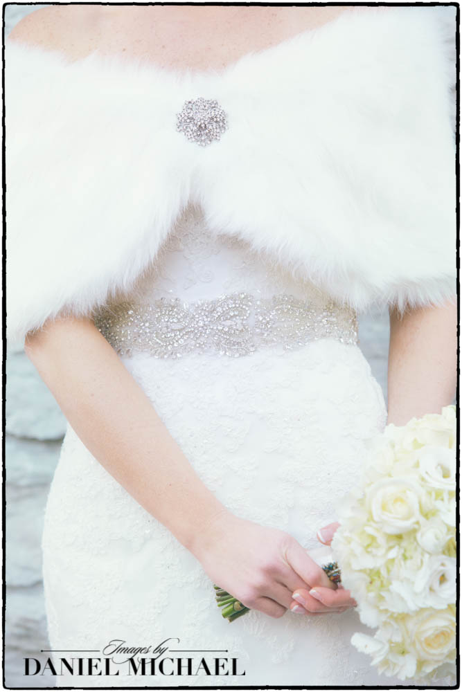 Wedding Fur Winter Wedding