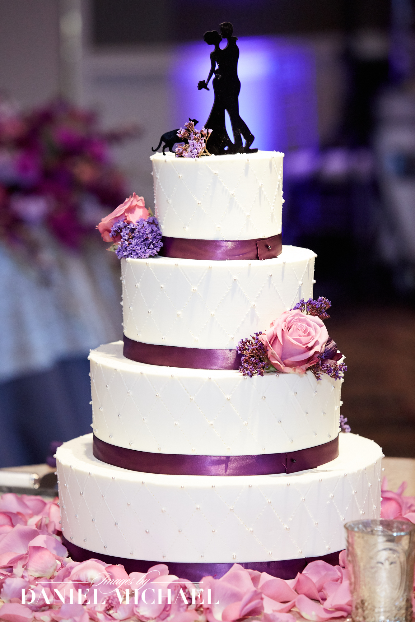 Spoon Fulla Sugar Wedding Cake
