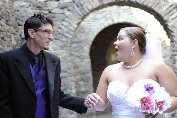 Loveland Castle Wedding Picture