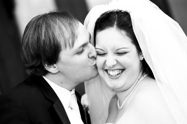 Cincinnati Candid Wedding Photojournalism