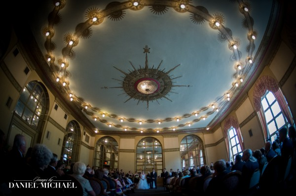 Wedding Photographers at Cincinnati Club