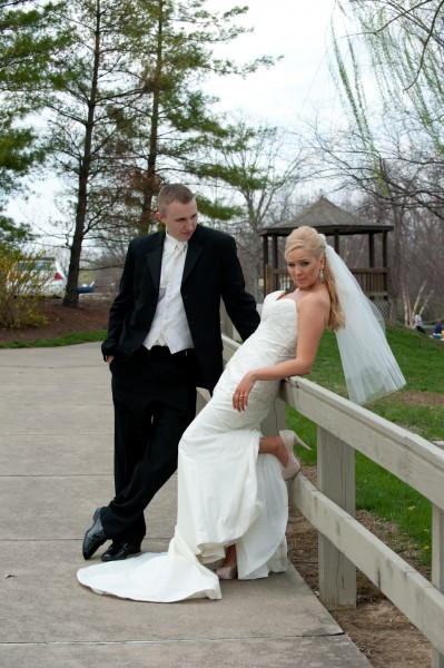 Cincinnati Photojournalistic Wedding Photographers