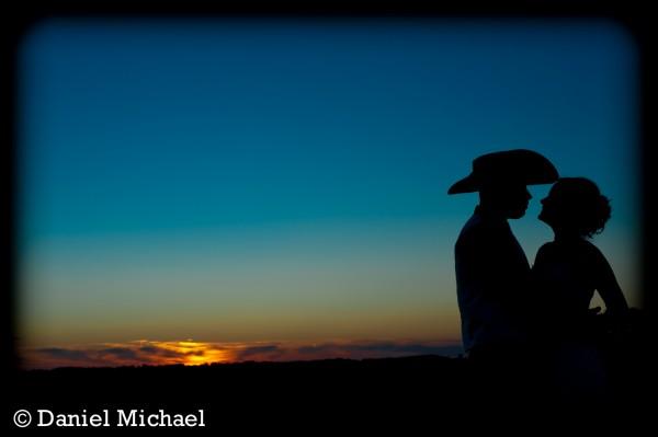 Cincinnati Wedding Photographers Sunset