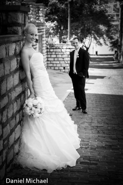 Cincinnati Wedding Photos Downtown
