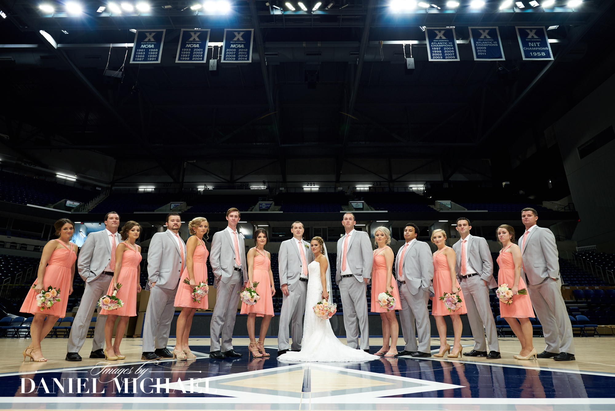 Wedding Photography Cintas Center