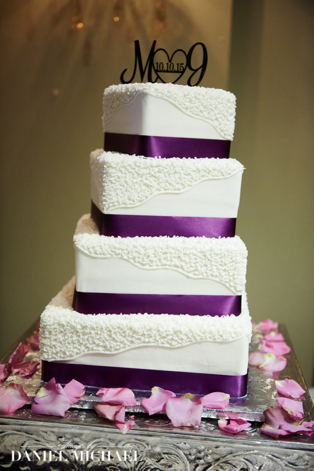 Patricias Wedding Cake