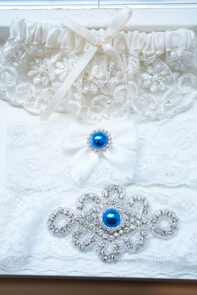 Wedding Garter Photography