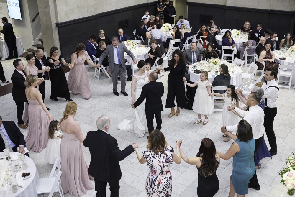 Hora Jewish Wedding Photographer