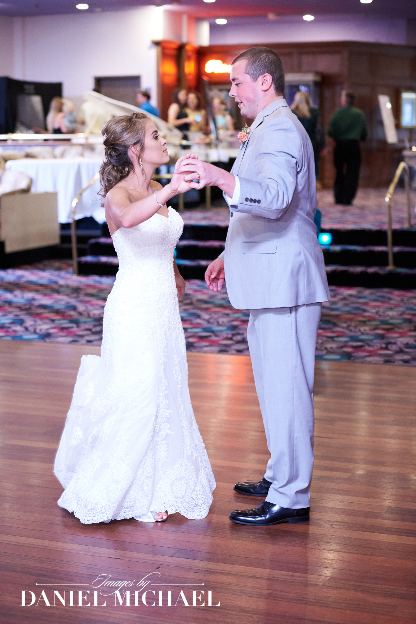 Bud Walters First Dance Photos