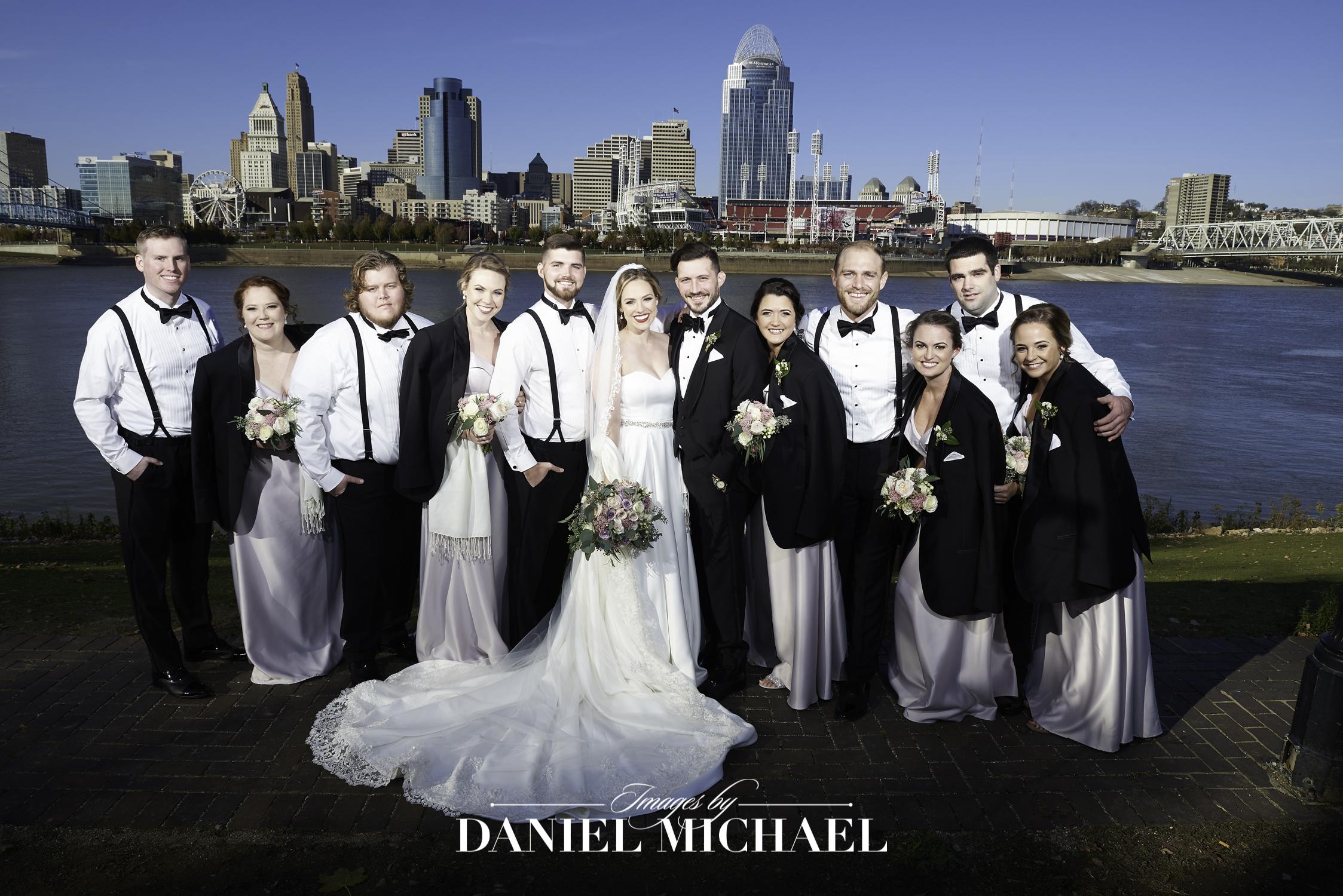 Wedding Party Cincinnati