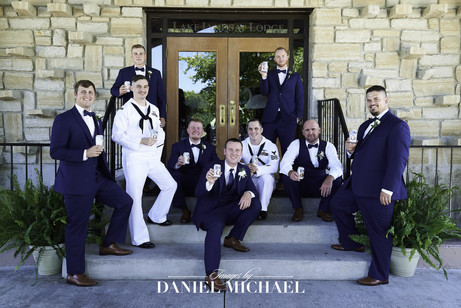 Groomsmen Wedding Photographer
