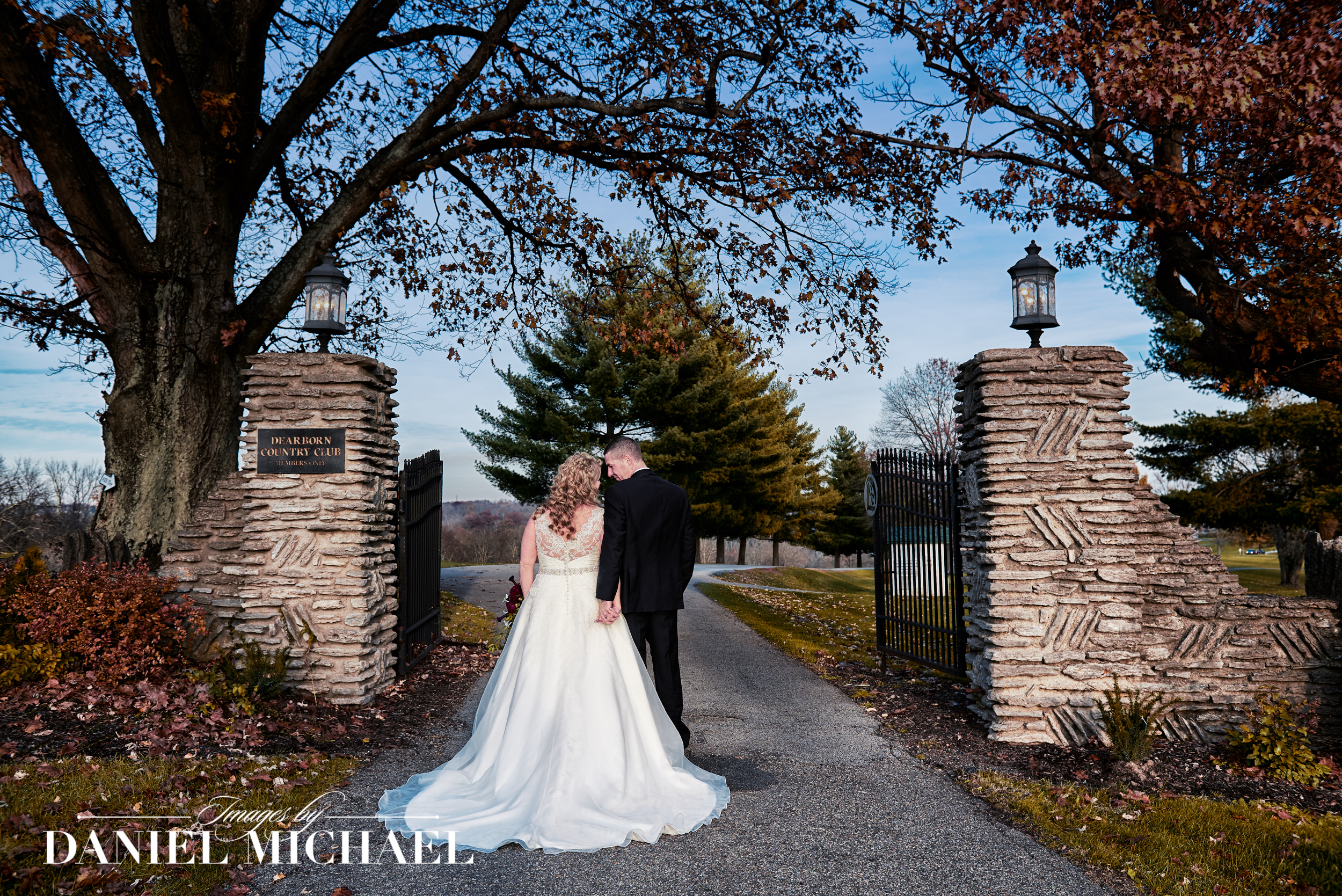 Wedding Photography Dearborn Country Club
