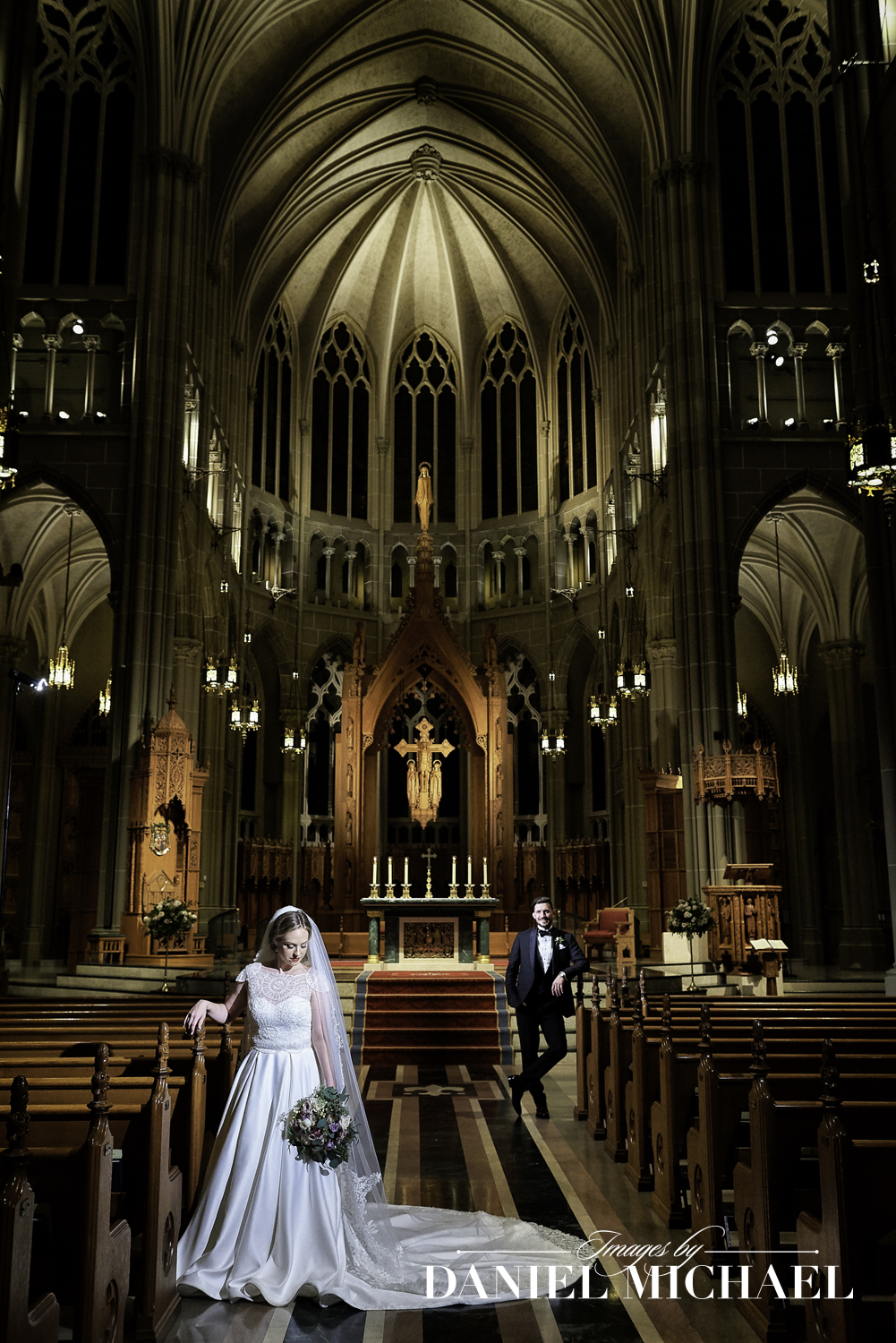 Covington Cathedral Basilica Wedding Ceremony