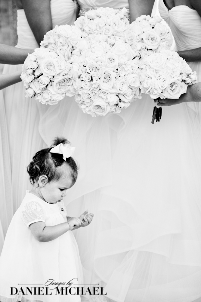 Adorable Flower Girl Photography