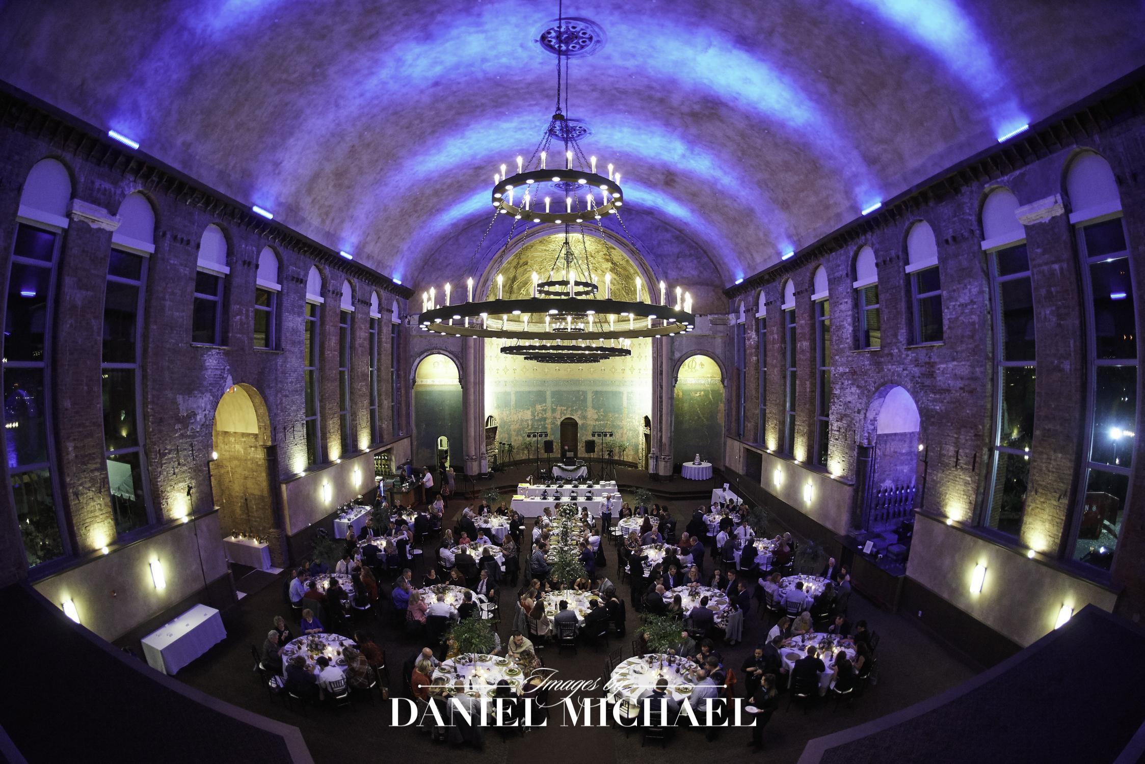 Monastery Event Center Wedding Reception Venue