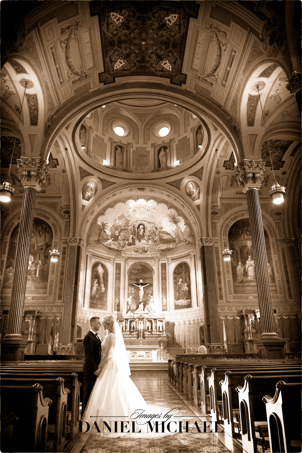 Mother of God Wedding Photography
