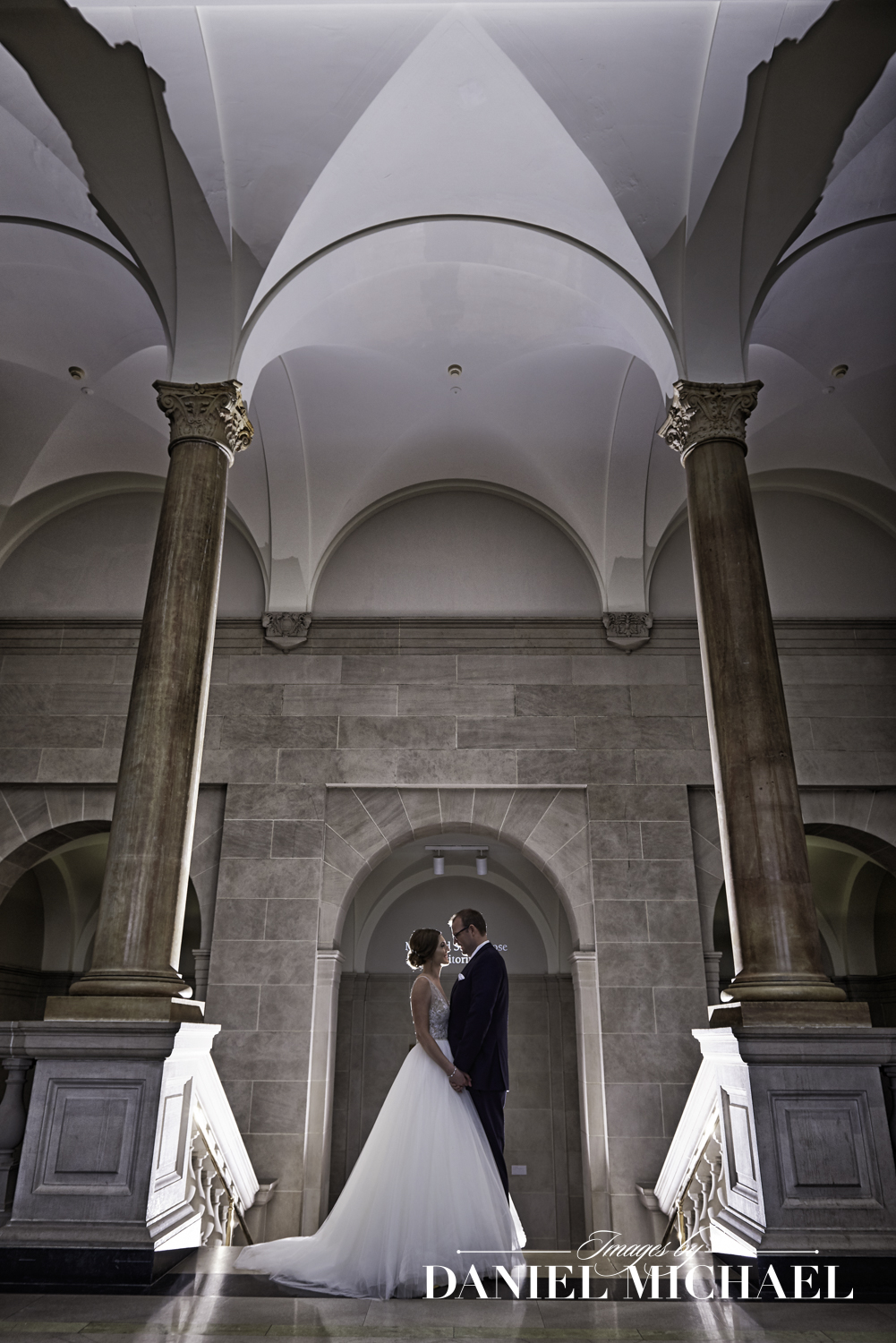 Dayton Art Institute Wedding Photography