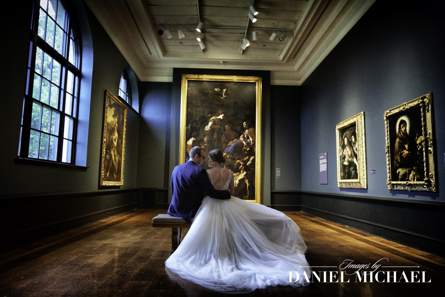 Dayton Art Institute Wedding Venue