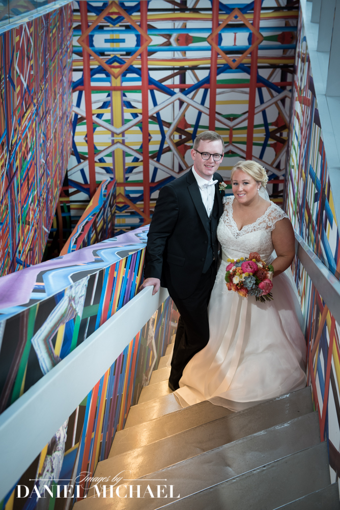 Wedding Photography at Contemporary Arts Center
