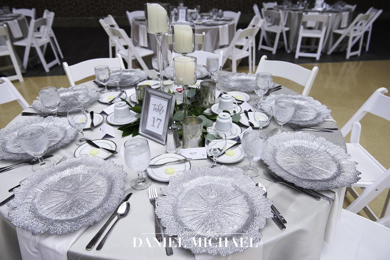 Dayton Art Institute Wedding Reception Photo