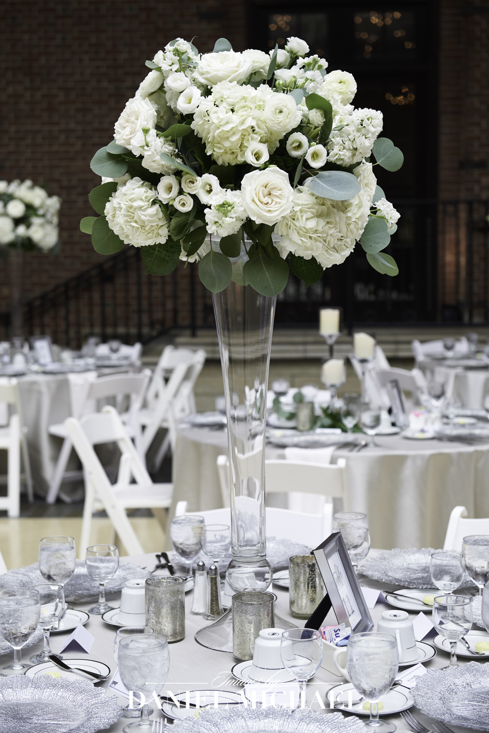 Wedding Centerpiece Sherwood Florist