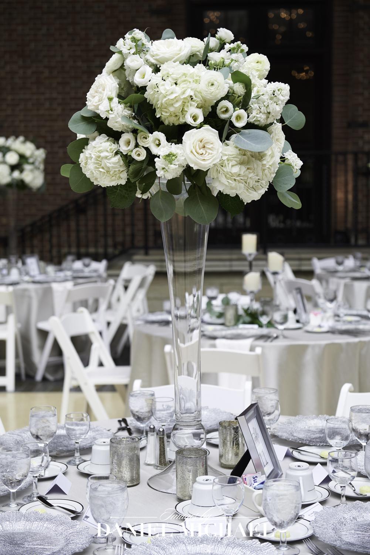 Wedding Centerpiece Sherwood Florist