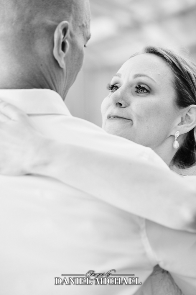 First Dance Photography Bride's Expression