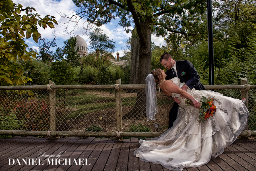 Wedding Photographers Cincinnati Zoo