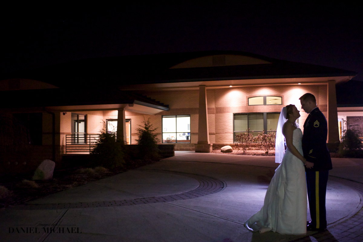 Beavercreek Golf Club Wedding Photography