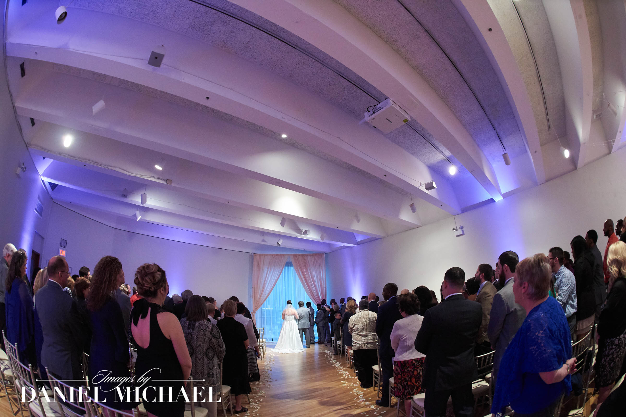 The Center Wedding Ceremony
