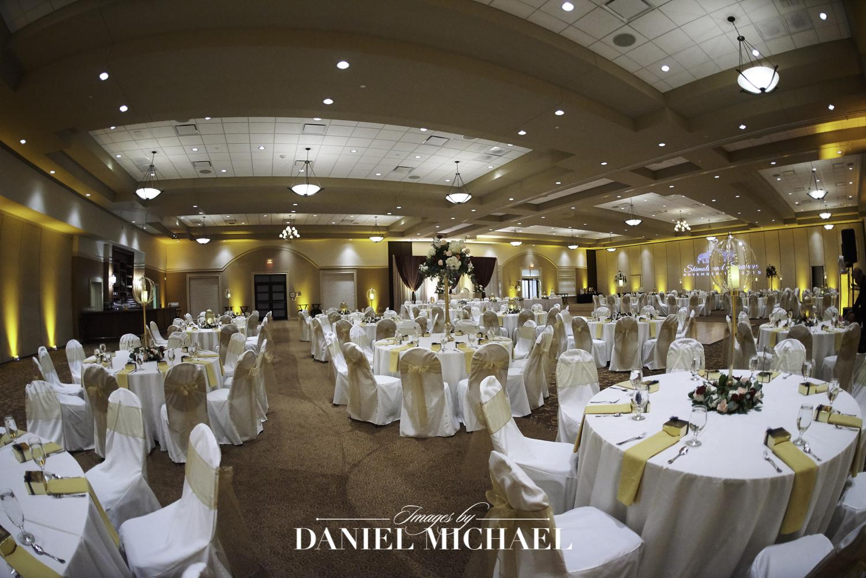 Savannah Center Wedding Reception