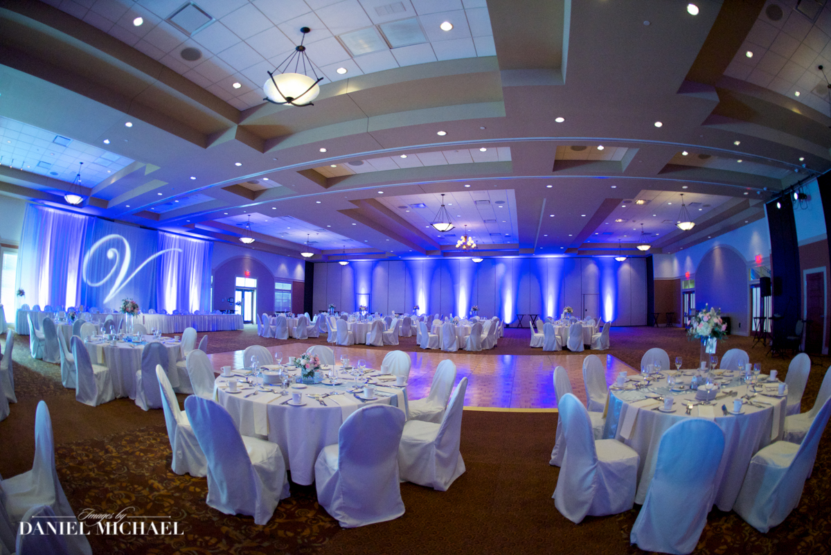 Savannah Center Wedding Reception Venue
