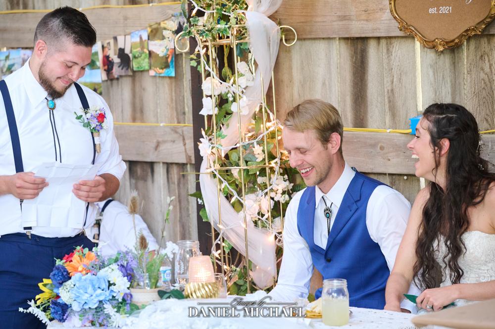Wedding Best Man Speach