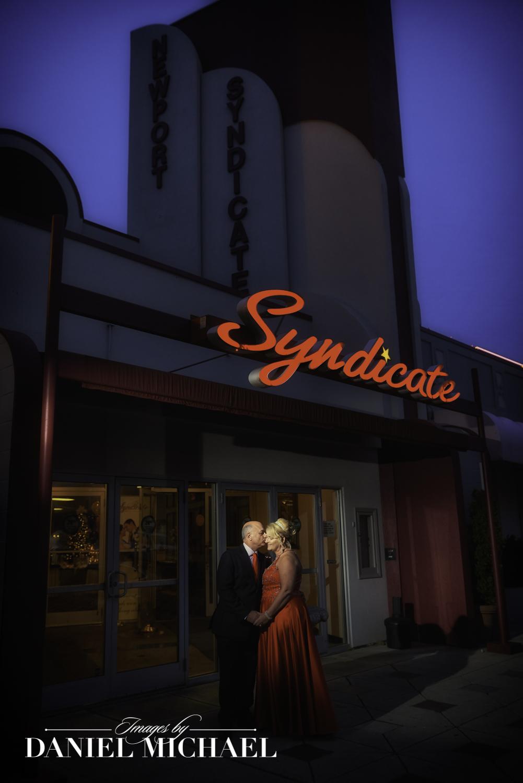 Newport Syndicate Wedding Venue Photo