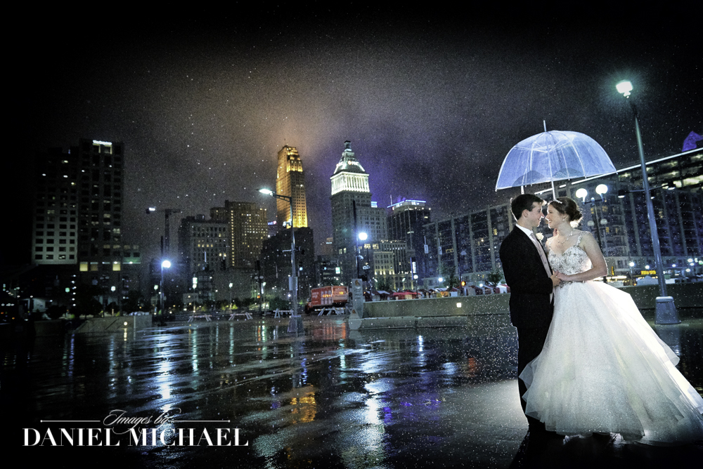 Paul Brown Skyline Wedding Photo