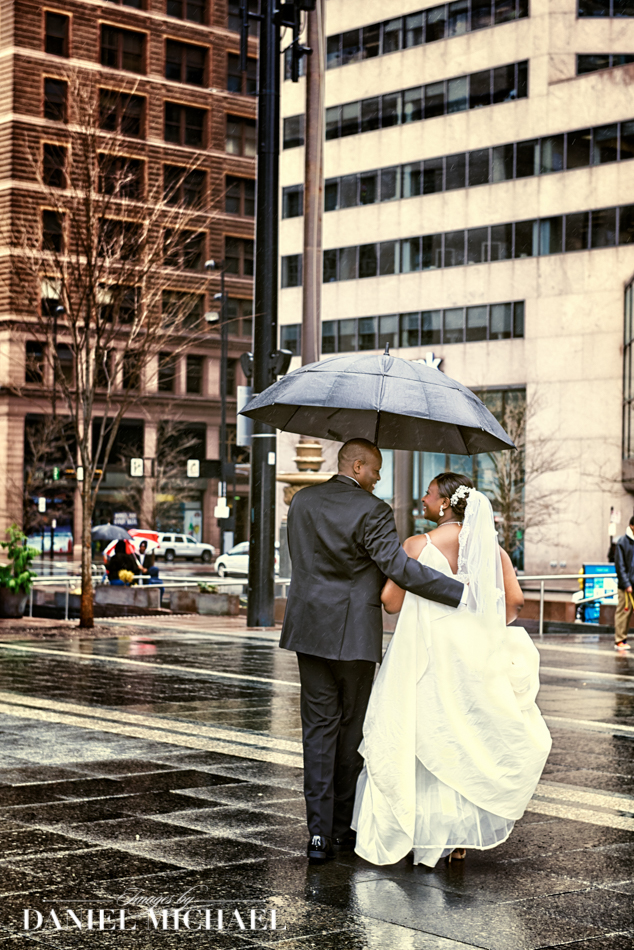 Fountain Square Wedding Photography