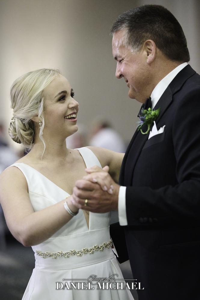 Father Daughter Dance Wedding PHotographer