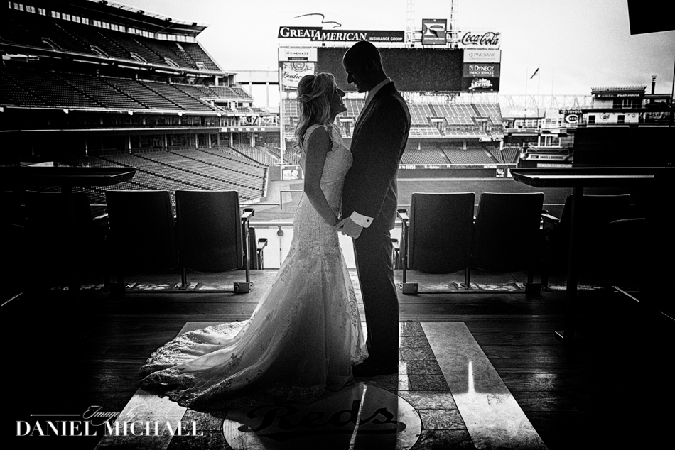 Great American Ballpark Wedding