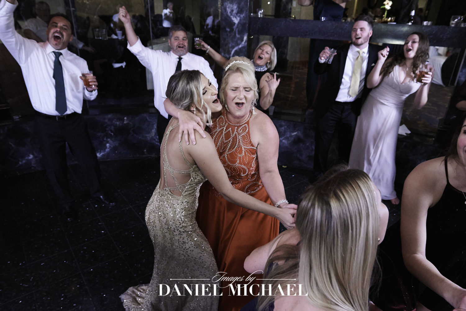 Mother and Daughter Fun Dance
