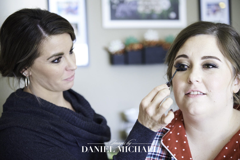 Face Wedding Make Up Photo