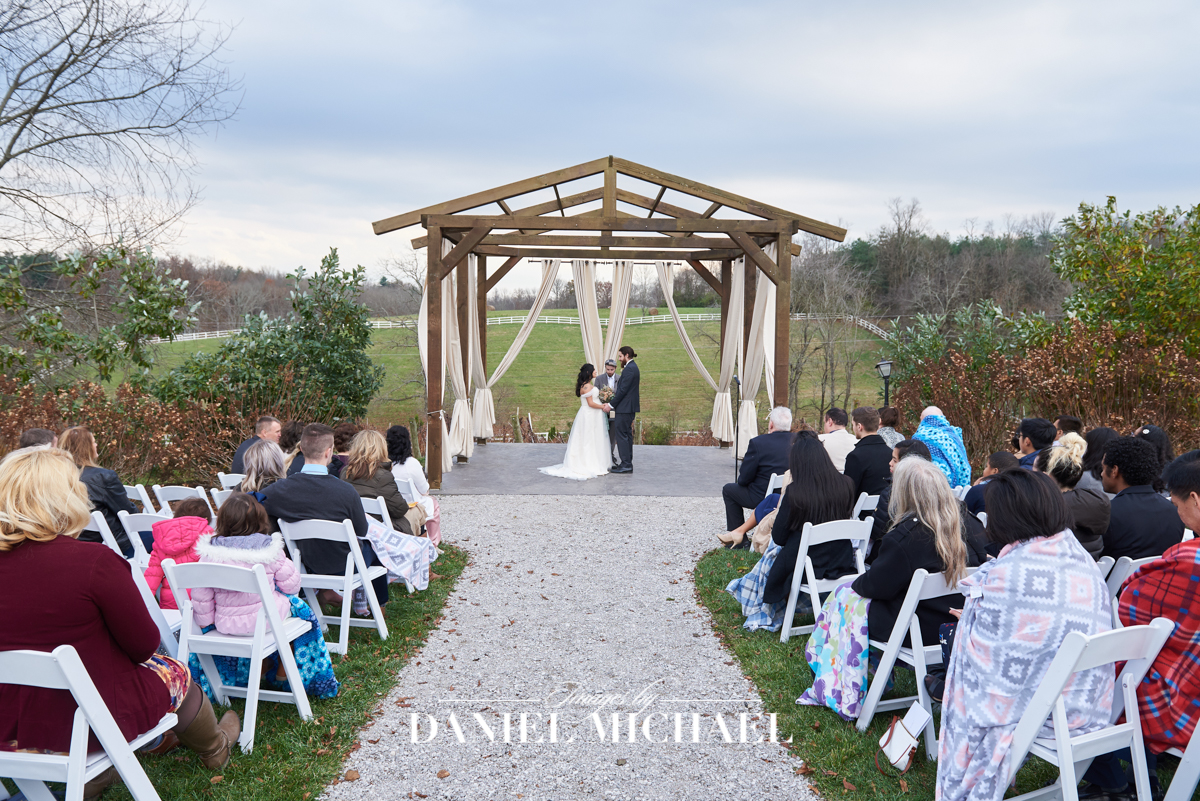 Brianza Winery Wedding Ceremony
