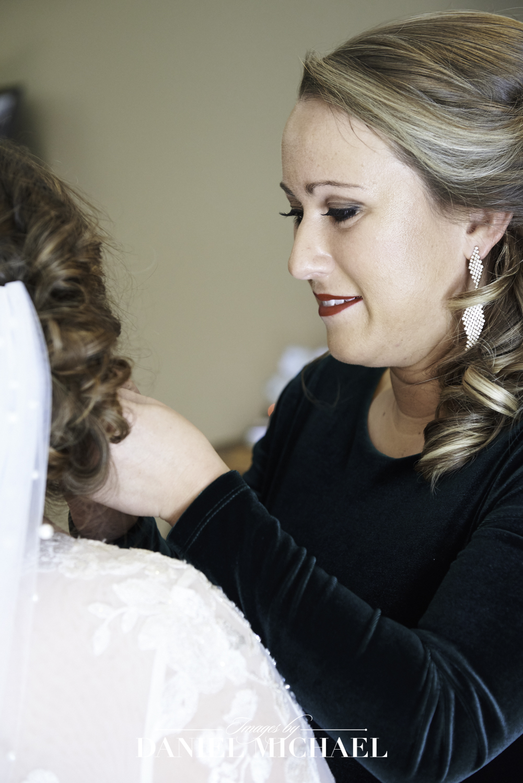 Getting Ready Wedding PHotos